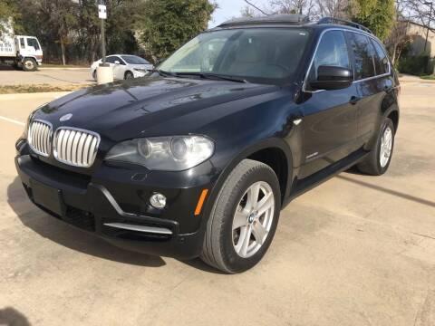 2009 BMW X5 for sale at Safe Trip Auto Sales in Dallas TX