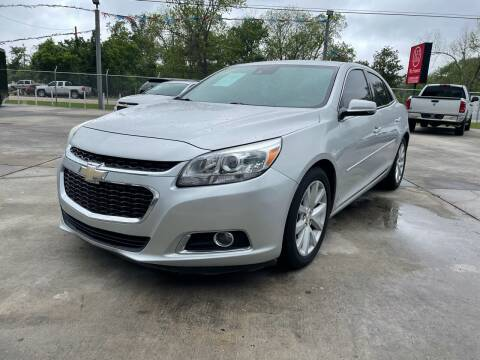 2015 Chevrolet Malibu for sale at H3 MOTORS in Dickinson TX
