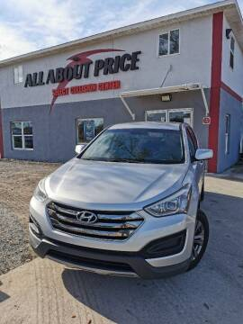 2013 Hyundai Santa Fe Sport for sale at All About Price in Bunnell FL