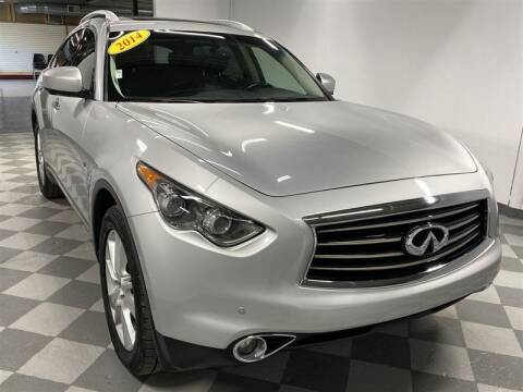 2014 Infiniti QX70 for sale at Mr. Car LLC in Brentwood MD