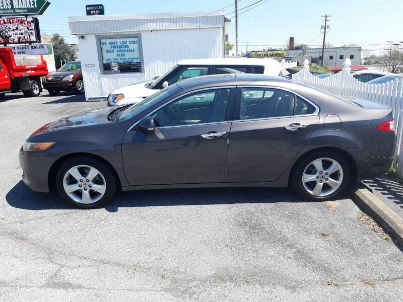 2010 Acura TSX for sale at Automotive Fleet Sales in Lemoyne PA