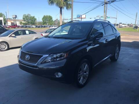 2010 Lexus RX 450h for sale at Advance Auto Wholesale in Pensacola FL