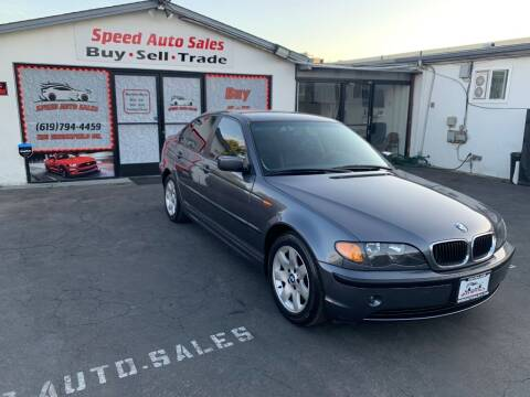 2002 BMW 3 Series for sale at Speed Auto Sales in El Cajon CA