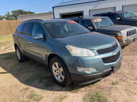 2009 Chevrolet Traverse for sale at All Affordable Autos in Oakley KS