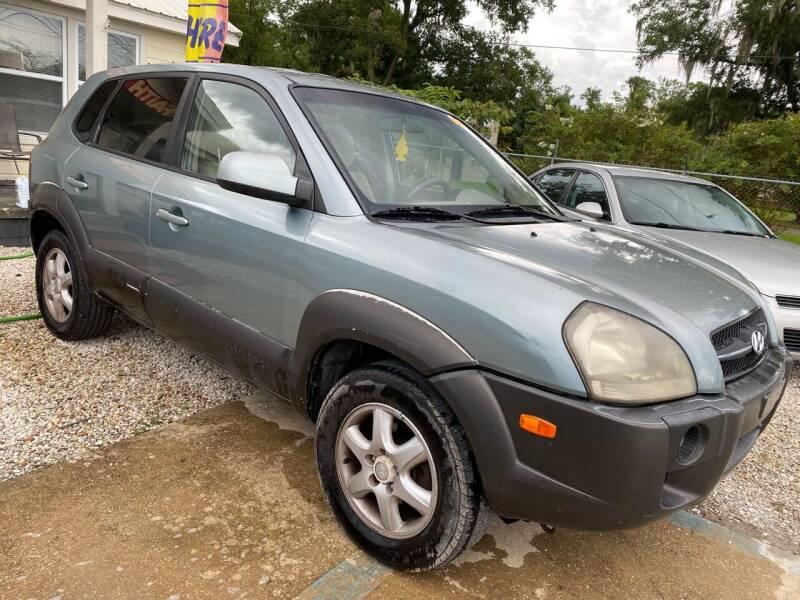 2005 Hyundai Tucson for sale at Faith Auto Sales in Jacksonville FL