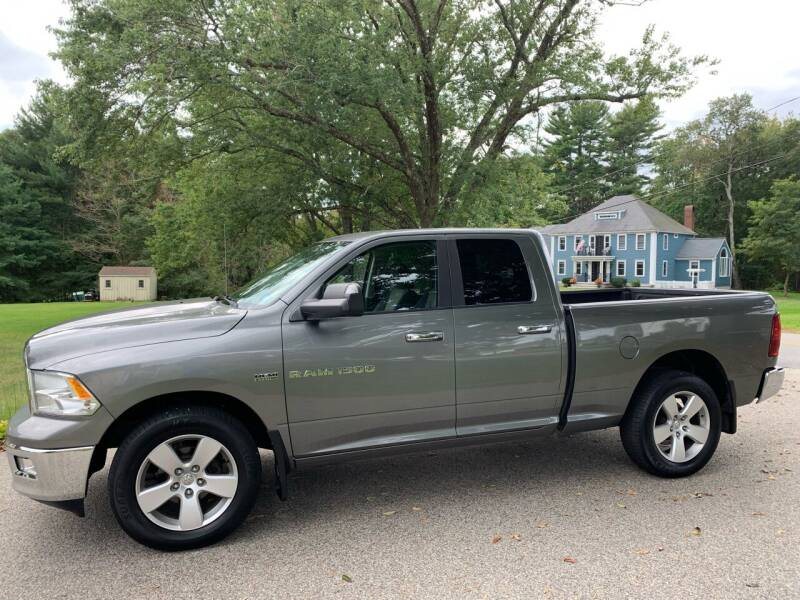 2011 RAM Ram Pickup 1500 for sale at 41 Liberty Auto in Kingston MA