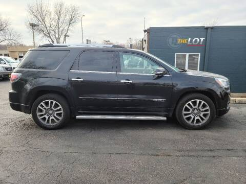 2014 GMC Acadia for sale at THE LOT in Sioux Falls SD