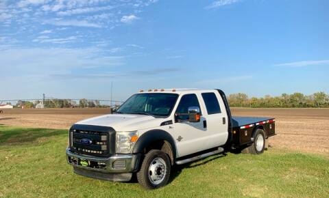 2012 Ford F-450 Super Duty for sale at Motorsota in Becker MN