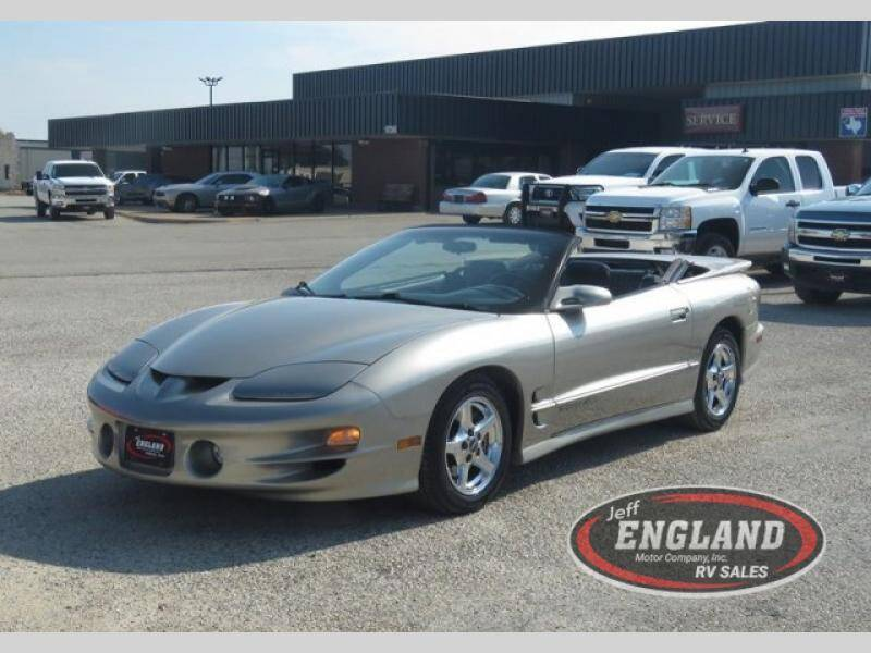 2002 Pontiac Trans Am for sale in Cleburne, TX