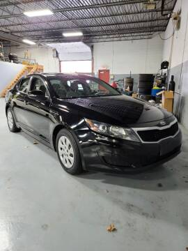 2011 Kia Optima for sale at Brian's Direct Detail Sales & Service LLC. in Brook Park OH