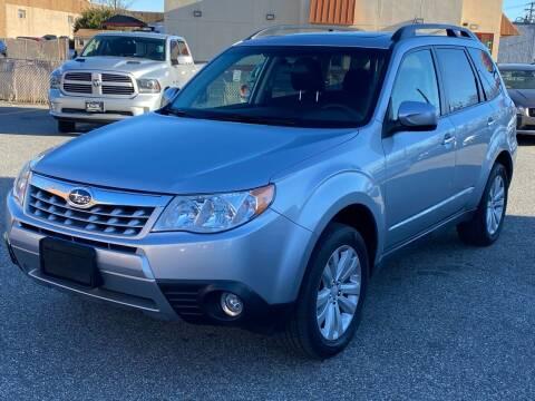 2013 Subaru Forester for sale at MAGIC AUTO SALES - Magic Auto Prestige in South Hackensack NJ