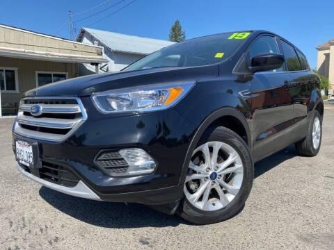 2019 Ford Escape for sale at Auto Mercado in Clovis CA