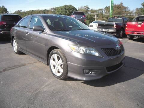 2011 Toyota Camry for sale at 1-2-3 AUTO SALES, LLC in Branchville NJ