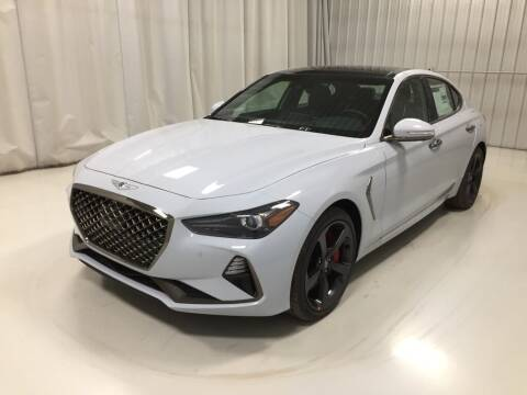 2021 Genesis G70 for sale at Elhart Automotive Campus in Holland MI