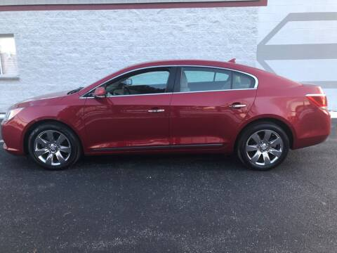 2013 Buick LaCrosse for sale at Ryan Motors in Frankfort IL