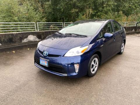 2012 Toyota Prius for sale at Zipstar Auto Sales in Lynnwood WA