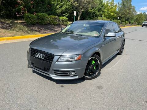 2012 Audi A4 for sale at Aren Auto Group in Sterling VA