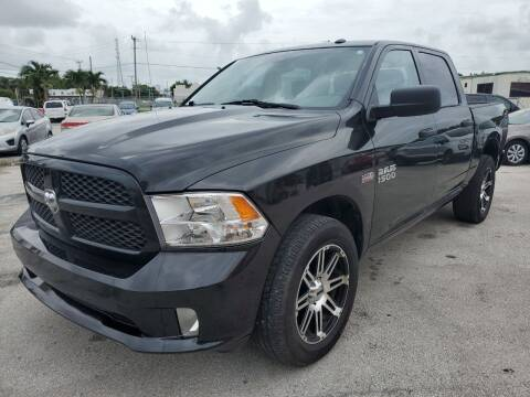 2016 RAM Ram Pickup 1500 for sale at VC Auto Sales in Miami FL