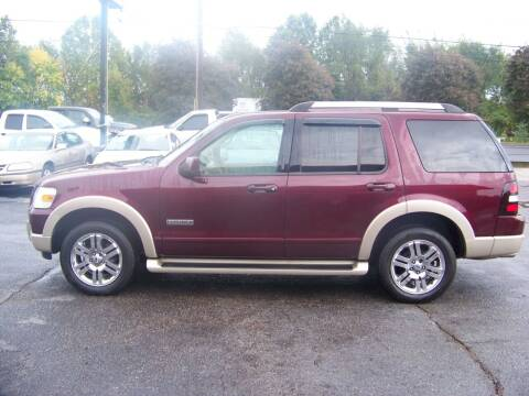 2006 Ford Explorer for sale at C and L Auto Sales Inc. in Decatur IL