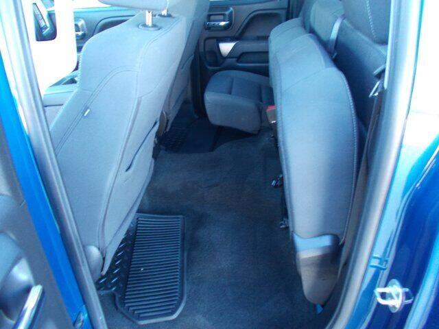 2017 Chevrolet Silverado 1500 4x4 LT 4dr Double Cab 6.5 ft. SB - Pratt KS