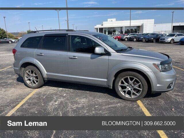 2015 Dodge Journey for sale at Sam Leman Mazda in Bloomington IL