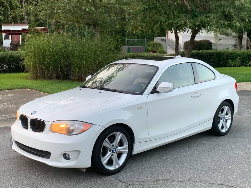 2013 BMW 1 Series for sale at Triangle Motors Inc in Raleigh NC