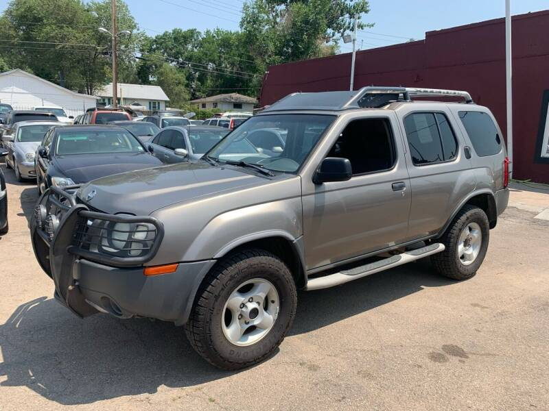 2003 Nissan Xterra for sale at B Quality Auto Check in Englewood CO