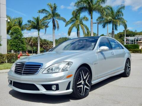 2008 Mercedes-Benz S-Class for sale at VE Auto Gallery LLC in Lake Park FL