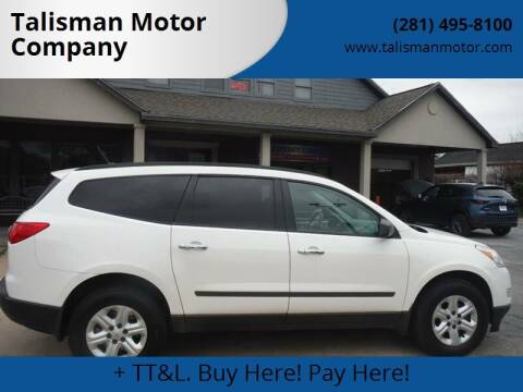 2011 Chevrolet Traverse for sale at Don Jacobson Automobiles in Houston TX