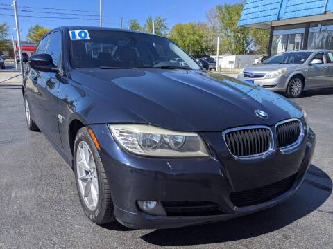 2010 BMW 3 Series for sale at GREAT DEALS ON WHEELS in Michigan City IN