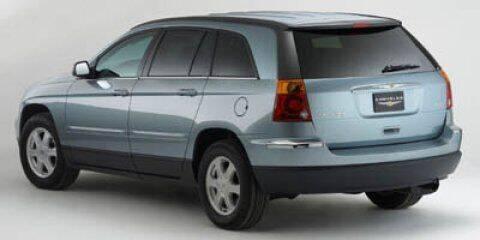 2006 Chrysler Pacifica for sale at SCOTT EVANS CHRYSLER DODGE in Carrollton GA