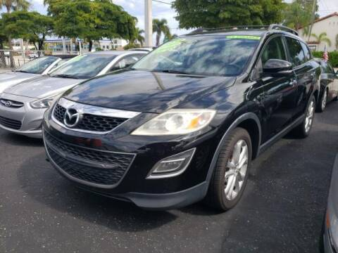 2012 Mazda CX-9 for sale at Mike Auto Sales in West Palm Beach FL