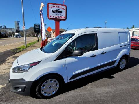 2017 Ford Transit Connect Cargo for sale at Ford's Auto Sales in Kingsport TN