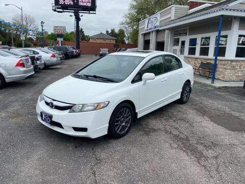 2010 Honda Civic for sale at 1st Quality Auto in Milwaukee WI
