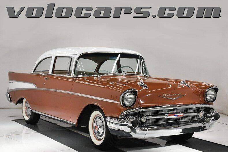 1957 Chevrolet 210 for sale in Volo, IL