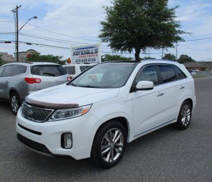 2014 Kia Sorento for sale at Kendall's Used Cars 2 in Murray KY