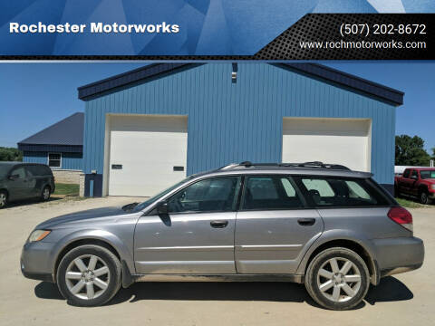 2008 Subaru Outback for sale at Rochester Motorworks in Rochester MN