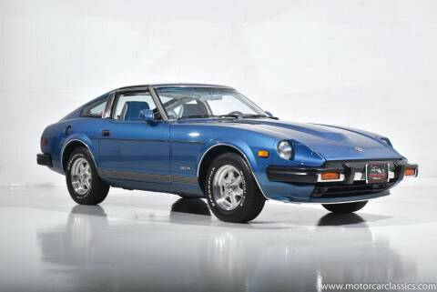 1981 Datsun 280ZX for sale at Motorcar Classics in Farmingdale NY
