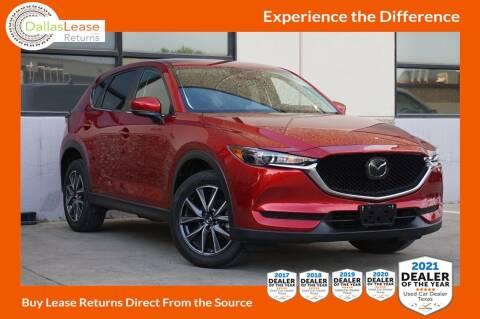 2018 Mazda CX-5 for sale at Dallas Auto Finance in Dallas TX