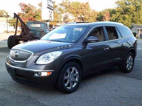 2010 Buick Enclave for sale at Wamsley's Auto Sales in Colonial Heights VA