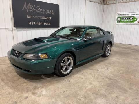 2003 Ford Mustang for sale at Mel's Motors in Nixa MO