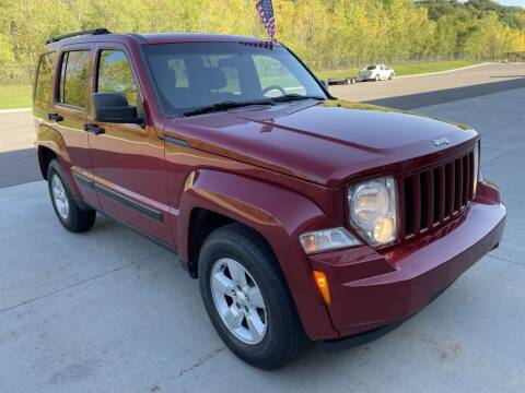 2010 Jeep Liberty for sale at Angies Auto Sales LLC in Newport MN