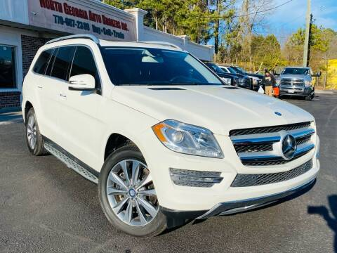 2013 Mercedes-Benz GL-Class for sale at North Georgia Auto Brokers in Snellville GA