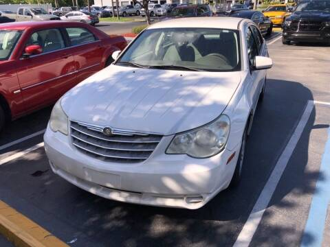 2007 Chrysler Sebring for sale at PHIL SMITH AUTOMOTIVE GROUP - Joey Accardi Chrysler Dodge Jeep Ram in Pompano Beach FL