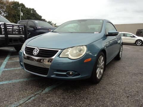 2010 Volkswagen Eos for sale at Indy Star Motors in Indianapolis IN