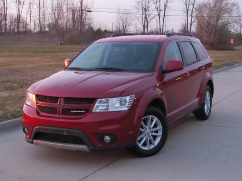 2017 Dodge Journey for sale at A & R Auto Sale in Sterling Heights MI