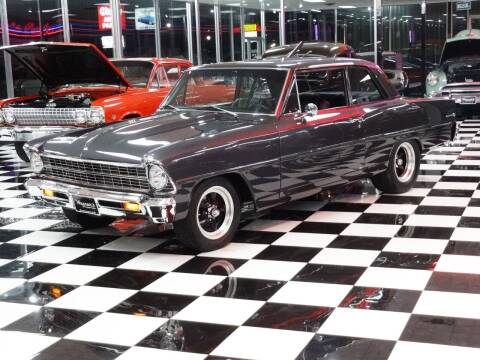 1967 Chevrolet Nova for sale at Wagner's Classic Cars in Bonner Springs KS