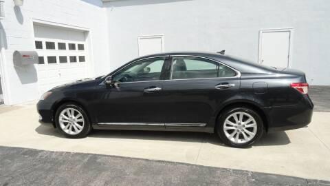 2011 Lexus ES 350 for sale at WRIGHT'S in Hillsboro KS