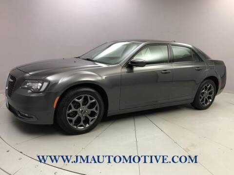 2018 Chrysler 300 for sale at J & M Automotive in Naugatuck CT