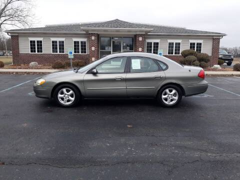 2003 Ford Taurus for sale at Pierce Automotive, Inc. in Antwerp OH